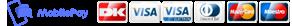 Betalingskort du kan anvende hos Varde Guld & Sølv